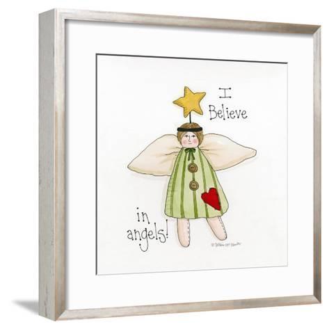 I Believe-Debbie McMaster-Framed Art Print