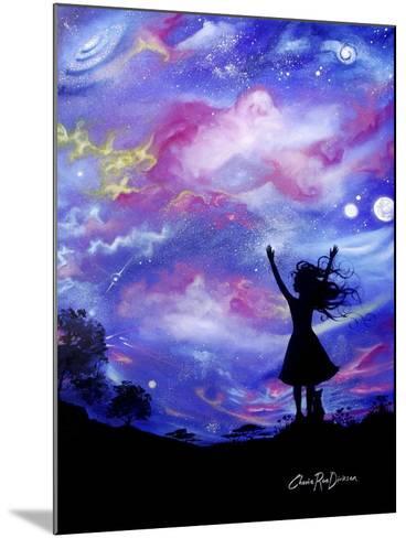 Cosmic Celebration-Cherie Roe Dirksen-Mounted Giclee Print