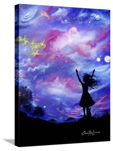 Cosmic Celebration-Cherie Roe Dirksen-Stretched Canvas Print