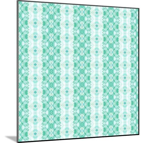 Cool Mint-Deanna Tolliver-Mounted Giclee Print