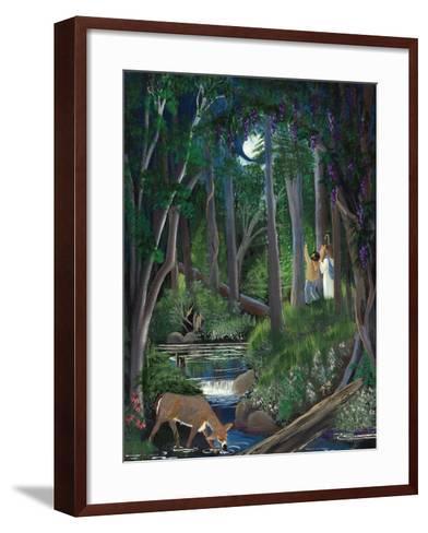 Hart and Soul-Carol Salas-Framed Art Print