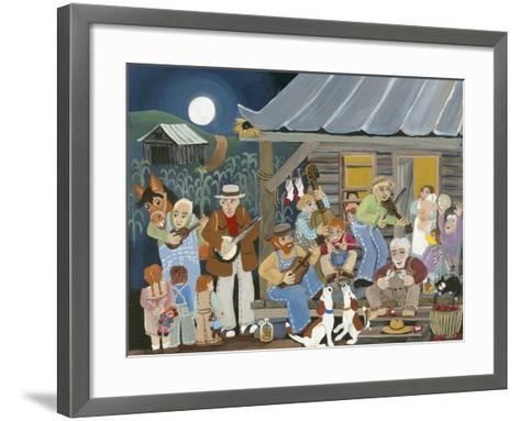 Bluegrass Buddies-Carol Salas-Framed Art Print