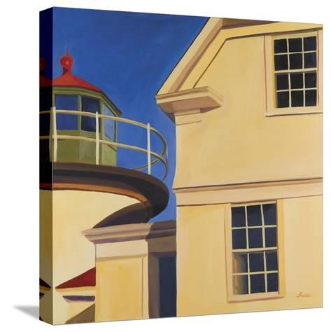 Heron Neck Light-Catherine Breer-Stretched Canvas Print