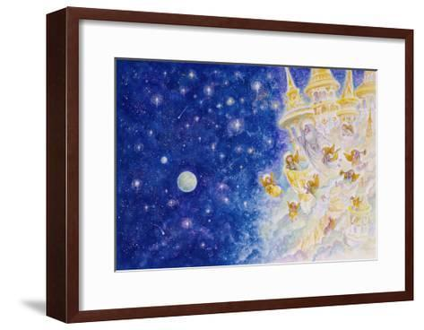 One Starry Day-Bill Bell-Framed Art Print