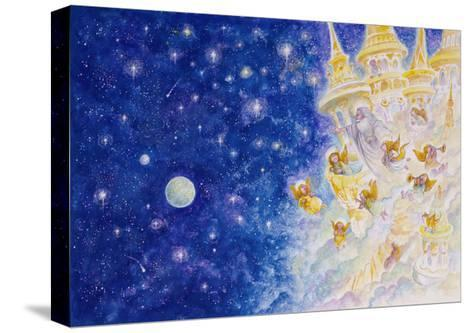 One Starry Day-Bill Bell-Stretched Canvas Print