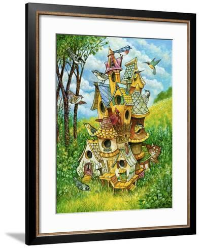 Tweeties Condo-Bill Bell-Framed Art Print