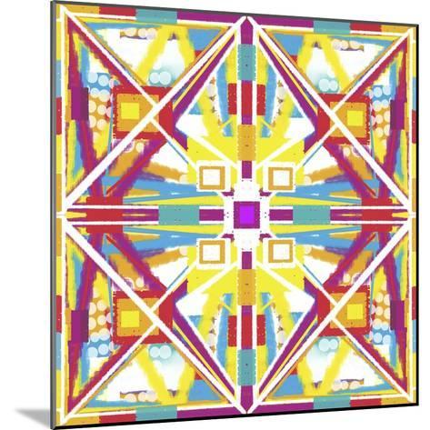 Abstract Cube-Deanna Tolliver-Mounted Giclee Print