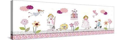 Cinderella-Effie Zafiropoulou-Stretched Canvas Print