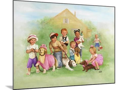 Children-Dianne Dengel-Mounted Giclee Print