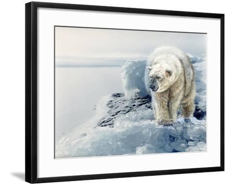 Polar Dawn-Gordon Semmens-Framed Art Print