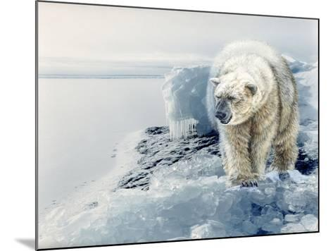 Polar Dawn-Gordon Semmens-Mounted Giclee Print