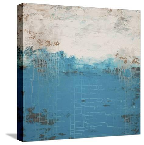 Lithosphere 79-Hilary Winfield-Stretched Canvas Print