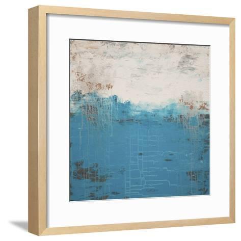Lithosphere 79-Hilary Winfield-Framed Art Print
