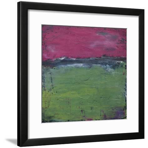 Lithosphere LXXXIII-Hilary Winfield-Framed Art Print