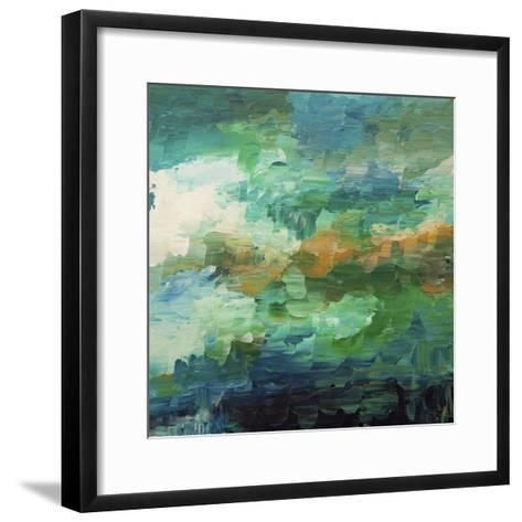 Botanical Garden-Hilary Winfield-Framed Art Print