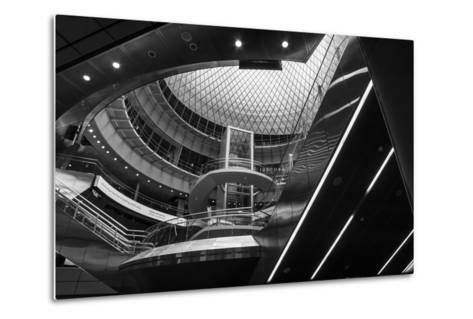 The Station-Eye Of The Mind Photography-Metal Print