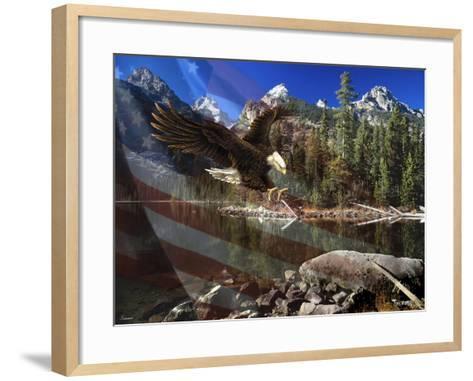 Color of Glory-Gordon Semmens-Framed Art Print
