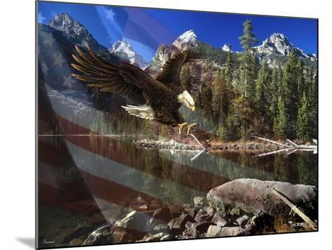 Color of Glory-Gordon Semmens-Mounted Giclee Print