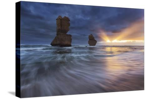 Gibsons Steps- Everlook Photography-Stretched Canvas Print