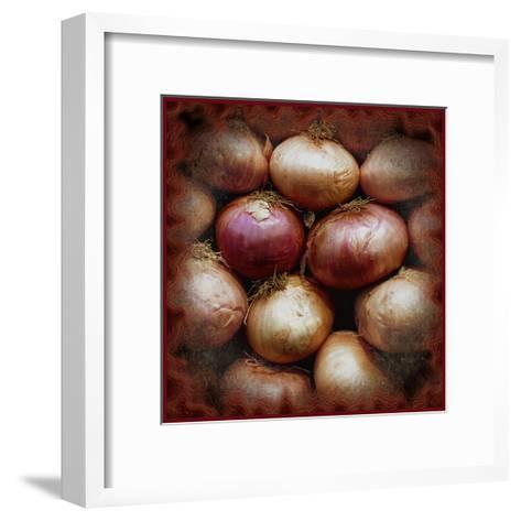 Onions-Harold Silverman-Framed Art Print