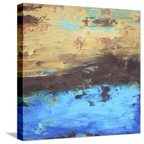 Mystical Underworld-Hilary Winfield-Stretched Canvas Print
