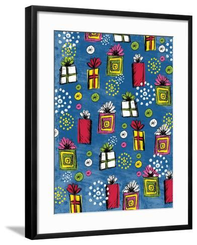 Birthday Presents-Esther Loopstra-Framed Art Print