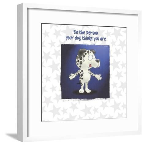 Dalmatian-FS Studio-Framed Art Print
