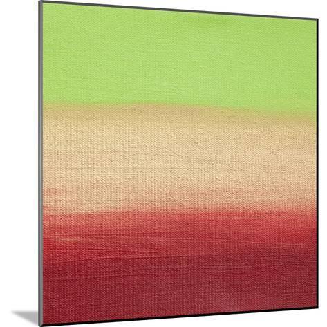 Ten Sunsets - Canvas 5-Hilary Winfield-Mounted Giclee Print