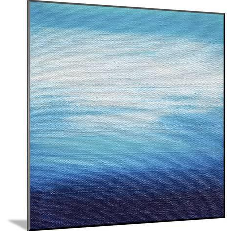 Ten Sunsets - Canvas 2-Hilary Winfield-Mounted Giclee Print