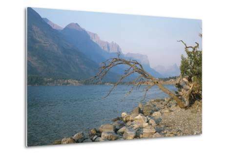 Glacier National Park 13-Gordon Semmens-Metal Print