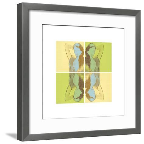 Beauty Mirrored-FS Studio-Framed Art Print