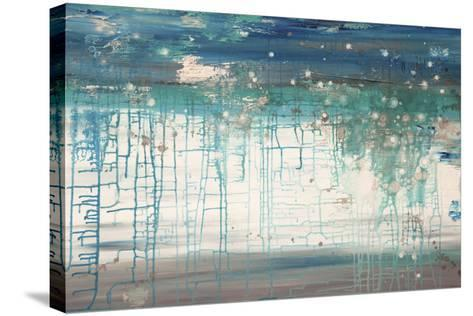 Electrical Charge 13-Hilary Winfield-Stretched Canvas Print
