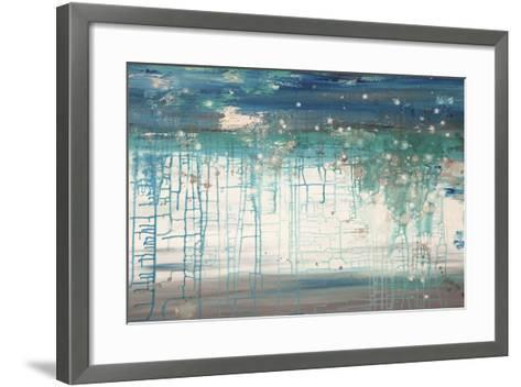 Electrical Charge 13-Hilary Winfield-Framed Art Print