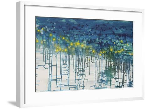 Electrical Charge 14-Hilary Winfield-Framed Art Print