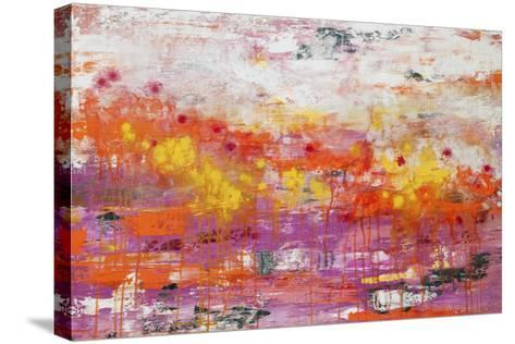 Lithosphere 109-Hilary Winfield-Stretched Canvas Print