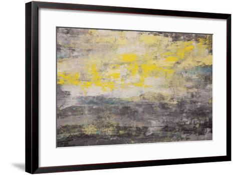 Lithosphere 101-Hilary Winfield-Framed Art Print