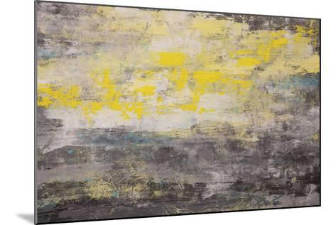 Lithosphere 101-Hilary Winfield-Mounted Giclee Print