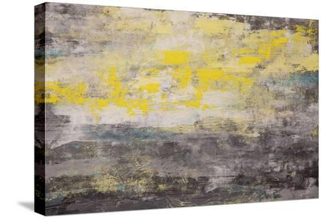 Lithosphere 101-Hilary Winfield-Stretched Canvas Print
