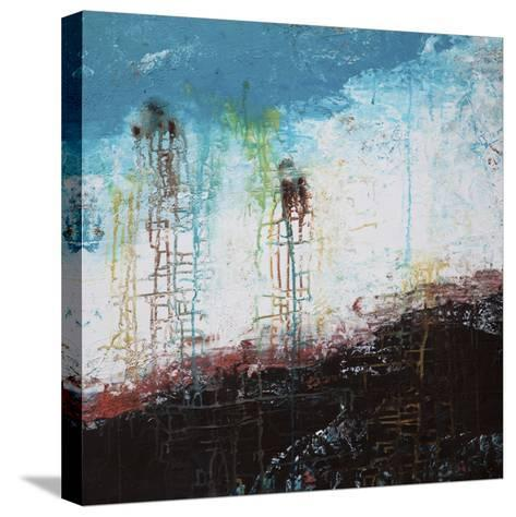 Lithosphere 90-Hilary Winfield-Stretched Canvas Print