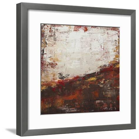 Lithosphere 92-Hilary Winfield-Framed Art Print