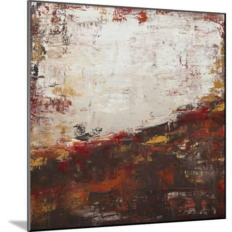 Lithosphere 92-Hilary Winfield-Mounted Giclee Print