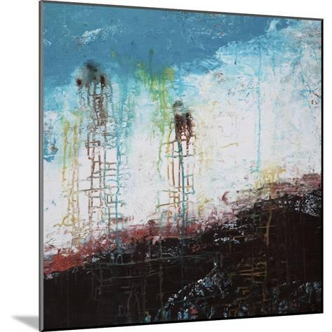 Lithosphere 90-Hilary Winfield-Mounted Giclee Print