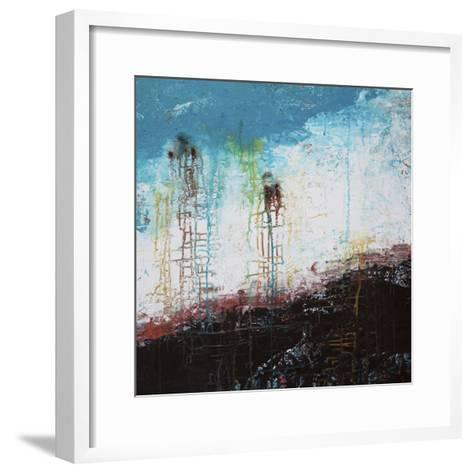 Lithosphere 90-Hilary Winfield-Framed Art Print
