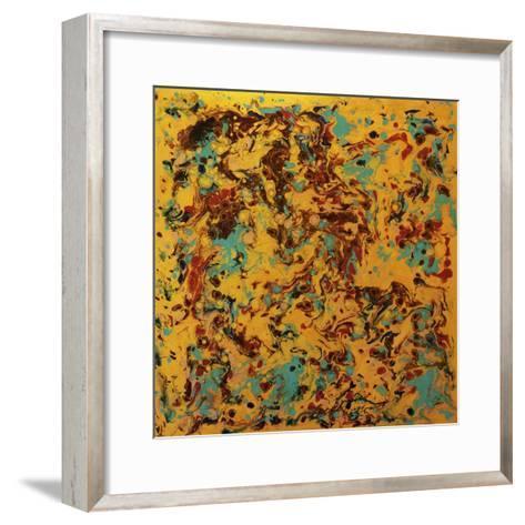 Liquid Energy XIV-Hilary Winfield-Framed Art Print