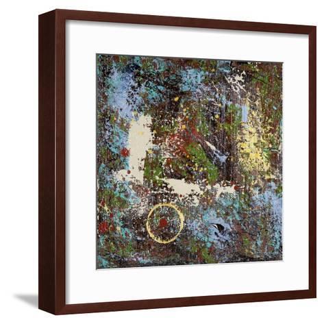 Rustic Industrial 7-Hilary Winfield-Framed Art Print