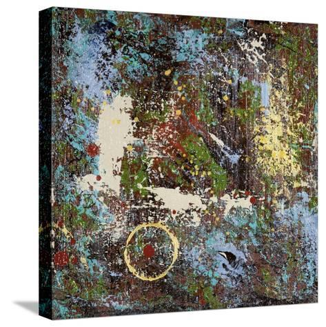 Rustic Industrial 7-Hilary Winfield-Stretched Canvas Print