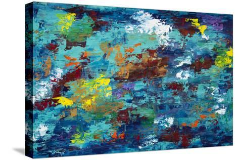 Transcendence 2-Hilary Winfield-Stretched Canvas Print