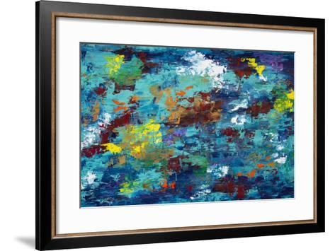 Transcendence 2-Hilary Winfield-Framed Art Print