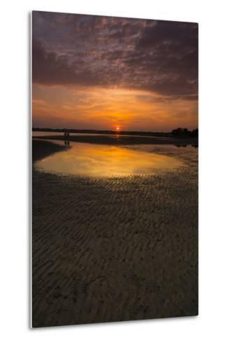 Ripples and Rays-Eye Of The Mind Photography-Metal Print