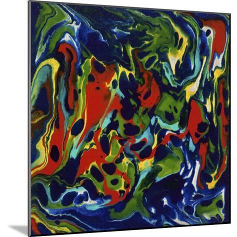 Liquid Industrial IIII - Canvas XX-Hilary Winfield-Mounted Giclee Print